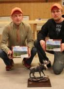Ultracom – hirvenhaukkukokeet 19.9.2015 Rovaniemellä